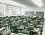 Classroom with typewriters 150x118