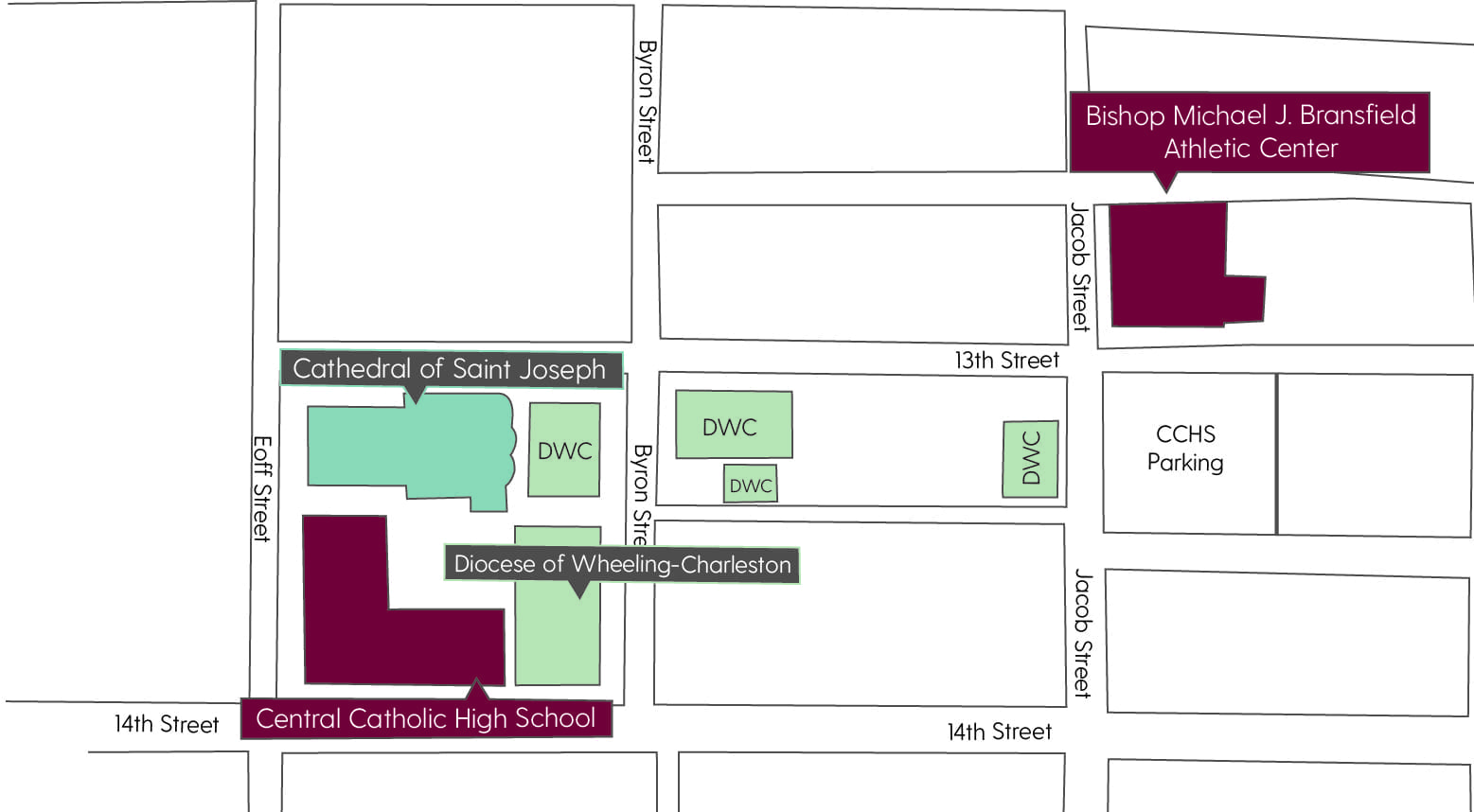 campus map new