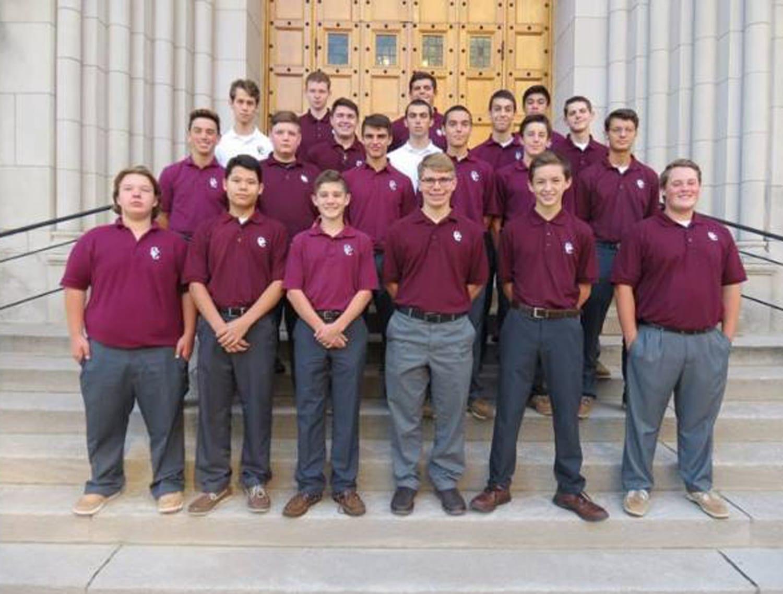 pontifical crew 2019